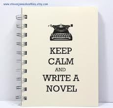 Just keep writing, just keep writing, just keep writing, writing, writing...