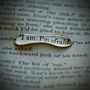 So very afraid...